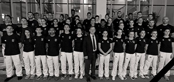 Federacion Francesa de Karate